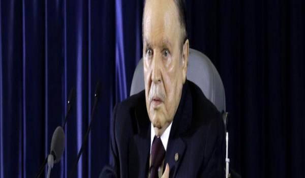 Abdelaziz Bouteflika a prêté serment de respecter la Constitution !!!