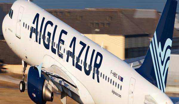 Aigle Azur : modification de la politique de commissionnement en Algérie