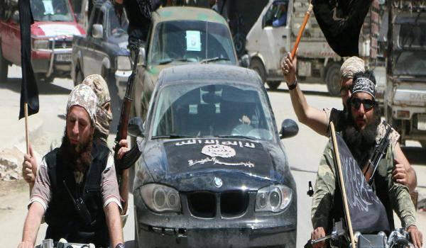 Les groupes jihadistes sèment la terreur.