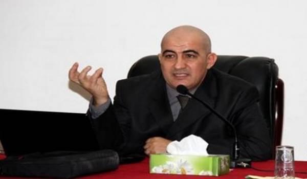 Hachemi Assad, SG du HCA.