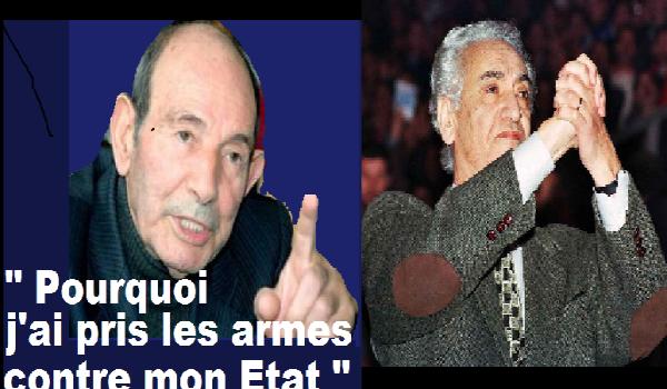 Yaha Abdelhafidh et Hocine Aït Ahmed, deux opposants irréductibles au régime algérien viennent de nous quitter.