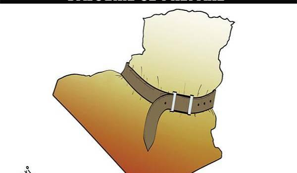En Algérie, c'est le temps des vaches maigres