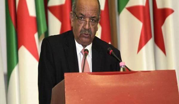 Abdelkader Messahel,