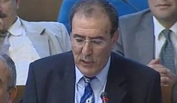 Nouredine Aït Hamouda, ancien député du RCD.