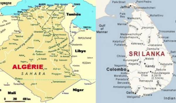 Deux pays et deux processus de ségrégations similaires.
