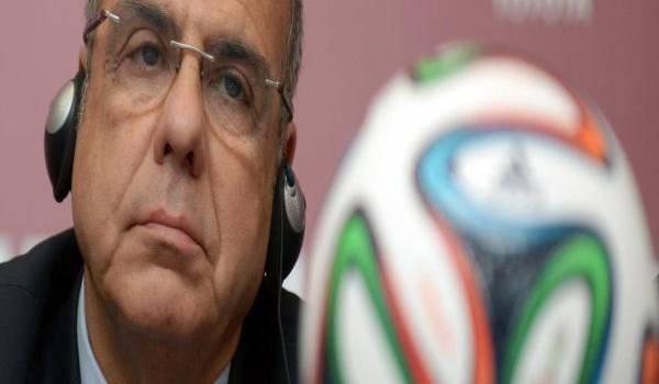 Raouaraoua règne sur le football algérien depuis des lustres sans lui faire faire un saut qualitatif.