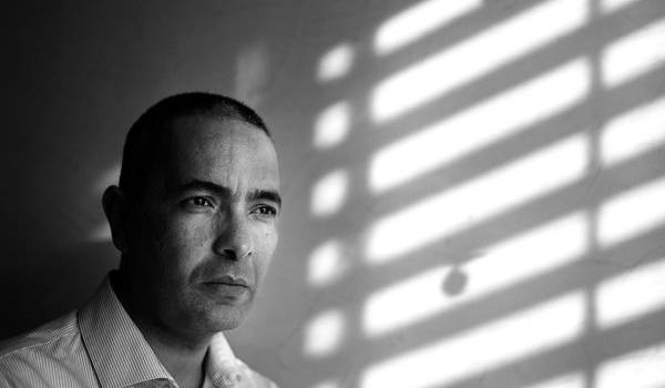 Kamel Daoud.  Photo Ferhat Bouda/Agence Vu