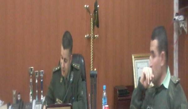 L'état-major de la gendarmerie à Batna s'occupe de la restitution des armes aux particuliers.