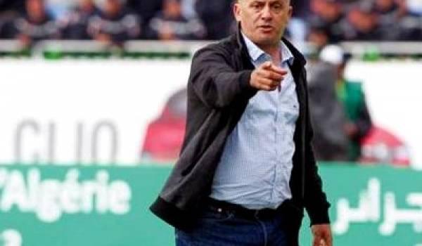 Interdit à vie de toute activité footballistique, Ghrib vient d'être blanchi par la FAF de Raouraoua.