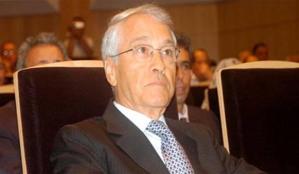 Chakib Khelil, protégé par le clan Bouteflika.