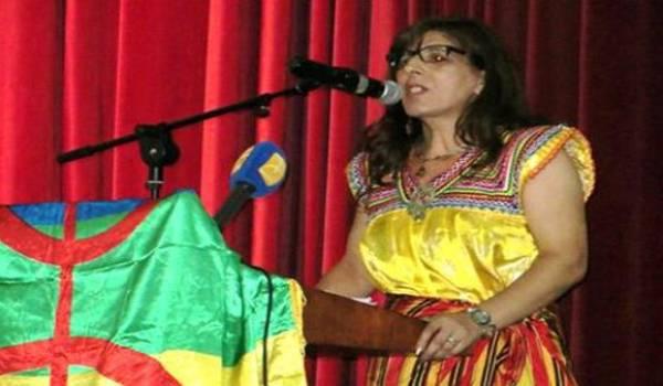 Karima Nait-Sid intimidée mardi à l'aéroport d'Alger