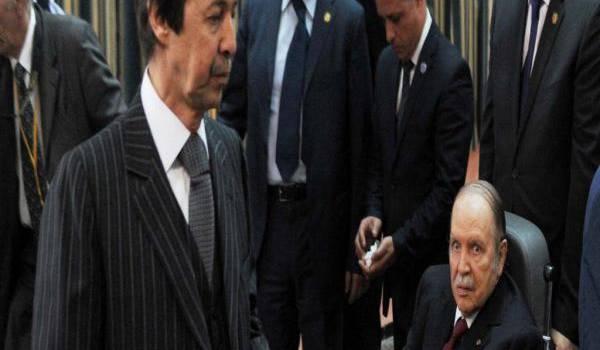 Saïd Bouteflika, l'homme de l'ombre qui fait et défait les carrières et les contrats.