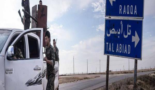 Les forces kurdes gagnent du  terrain;