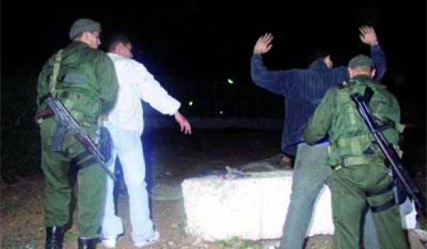 Les gendarmes ont procédé à de nombreuses arrestations d'étrangers en situation irrégulière.
