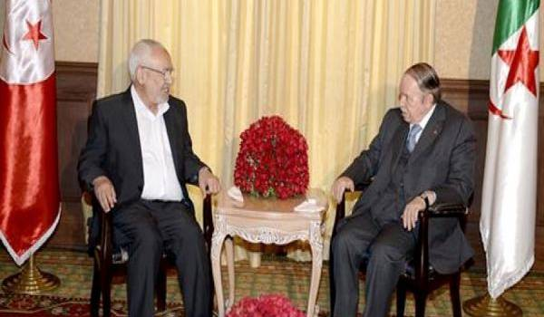 Bouteflika reçoit tous les étrangers, jamais les Algériens