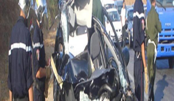 Avec 4000 morts par an, les routes algériens font partie des plus dangereuses au monde.