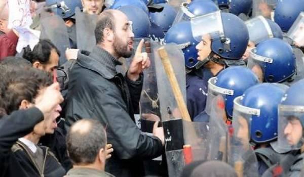 En Algérie, la liberté d'expression demeure sujette au fait du prince.