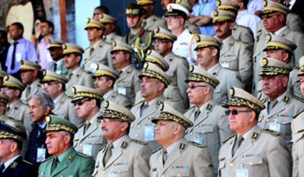 L'armée a été neutralisée par le pouvoir en place