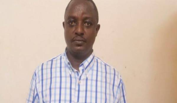 L'officier d'état-major, le major Didier Muhimpundu assassiné mardi