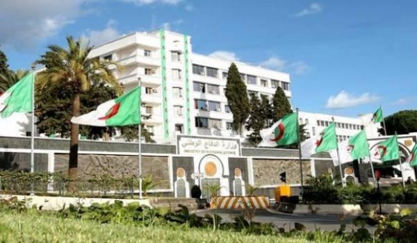 Le ministère de la Défense algérien a rendu public un communiqué sur l'attaque visant un site gazier.
