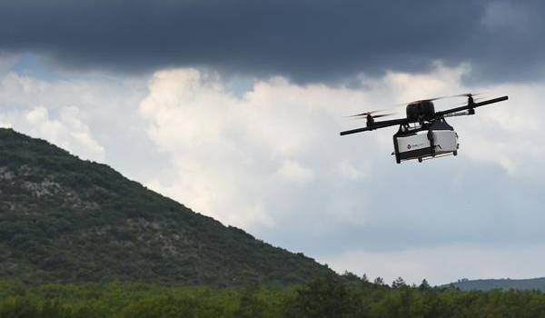 Des drones au service d'une agriculture de précision