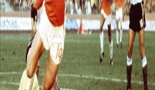 Johan Cruyff avait enchanté le monde du football avec son jeu dans les années 1970.