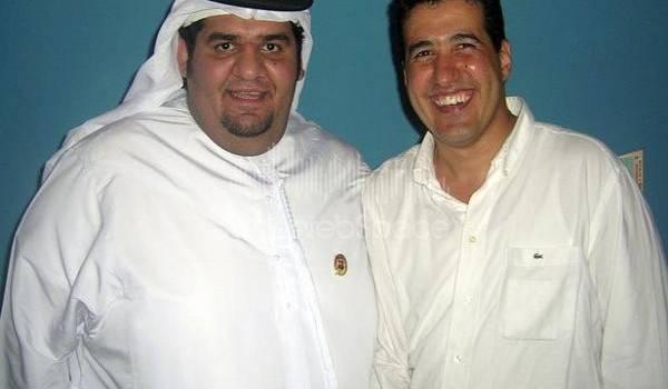Cheb Yazid à droite sur l'image.