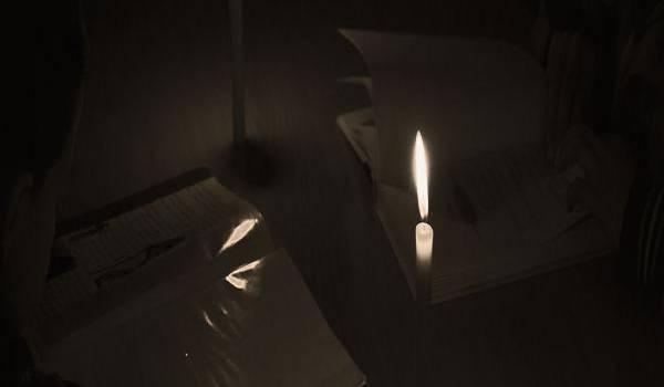 Une bougie pour éclairer le centre culturel de Kaïs