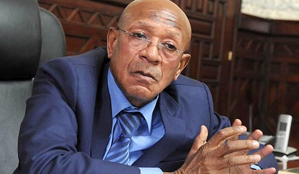 Le wali d'Alger «pas content» à cause du retard pris dans la construction du stade de Baraki