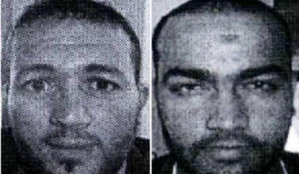 Adel Haddadi et Mohamed Usman