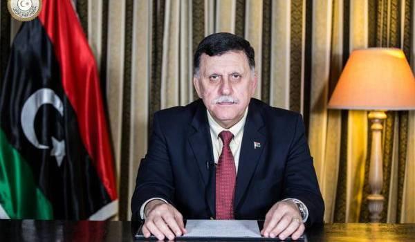 Fayez al-Sarraj.