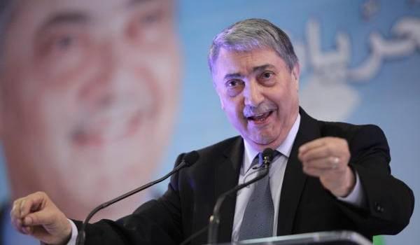 Ali Benflis.