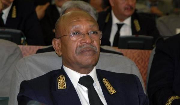 Abdelkader Zoukh, wali d'Alger