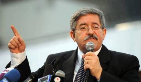 Ahmed Ouyahia, l'insubmersible homme lige du pouvoir fait face à une fronde interne.