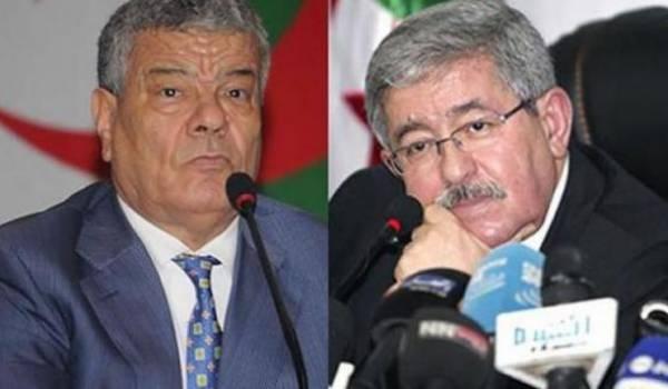 Deux chefs de partis qui jouent le rôle de courroie de gardiens du pouvoir