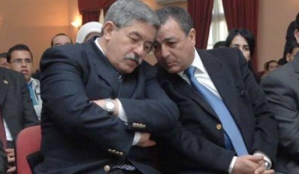 Ahmed Ouyahia et Abdeselam Bouchouareb.