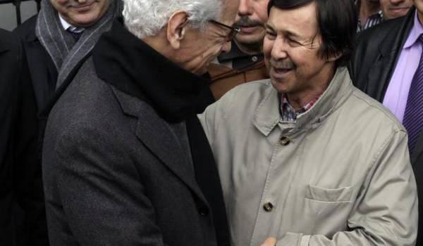 Que suggère cette franche complicité publique entre Mouloud Hamrouche et Saïd Bouteflika ?