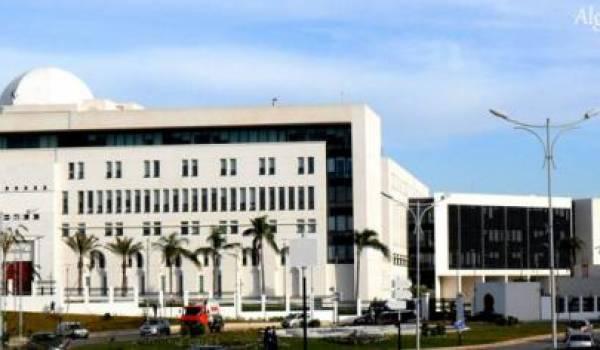 Le ministère des Affaires étrangères.