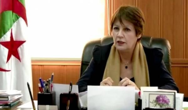 Nouria Benghebrit Appelle Les Contractuels à Participer Au