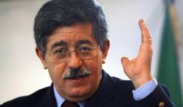 Ahmed Ouyahia, l'indéboulonnable.