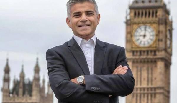 le travailliste Sadik Khan favori pour devenir maire de Londres.