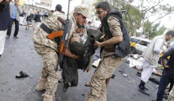 Attentats et violences à Aden. Photo archives