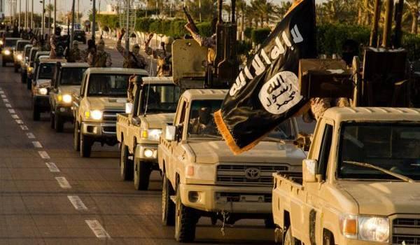 L'organisation Etat islamique subit des intenses bombardements