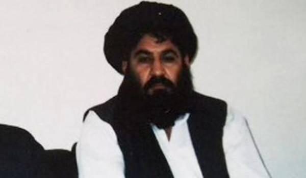 Le mollah Akhtar Mansour