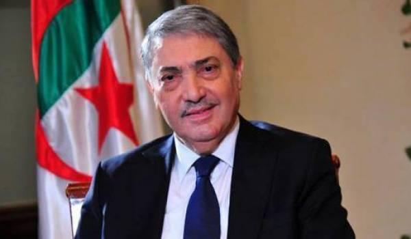 Ali Benflis a rencontré l'ambassadeur de France en Algérie