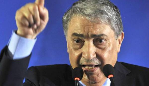 Ali Benflis observe que la répression durera tant que l'Etat autoritaire est en place
