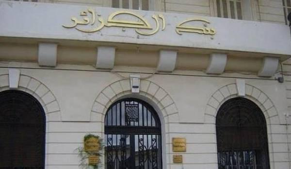 La Banque d'Algérie revoit les règles de change.