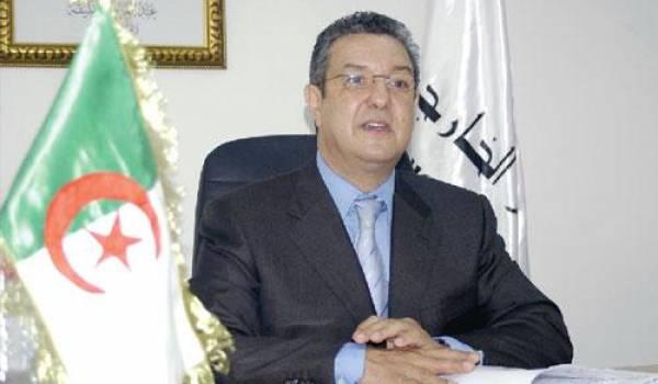 Mohamed Loukal, patron de la BEA.
