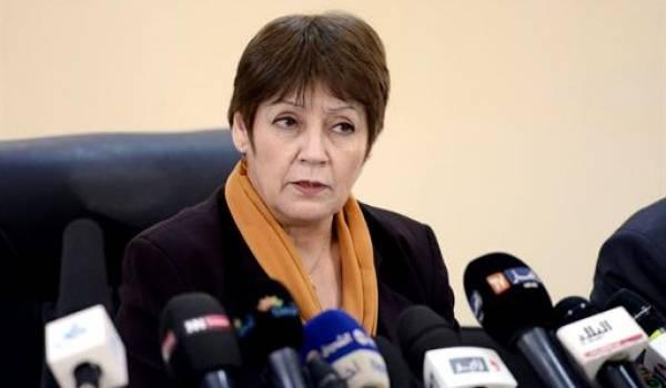 La ministre de l'Education promet toute la transparence quant aux résultats.