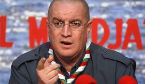 L'inmovible Nouredine Benbraham a fait courbette à Bouteflika espérant un poste au gouvernement
